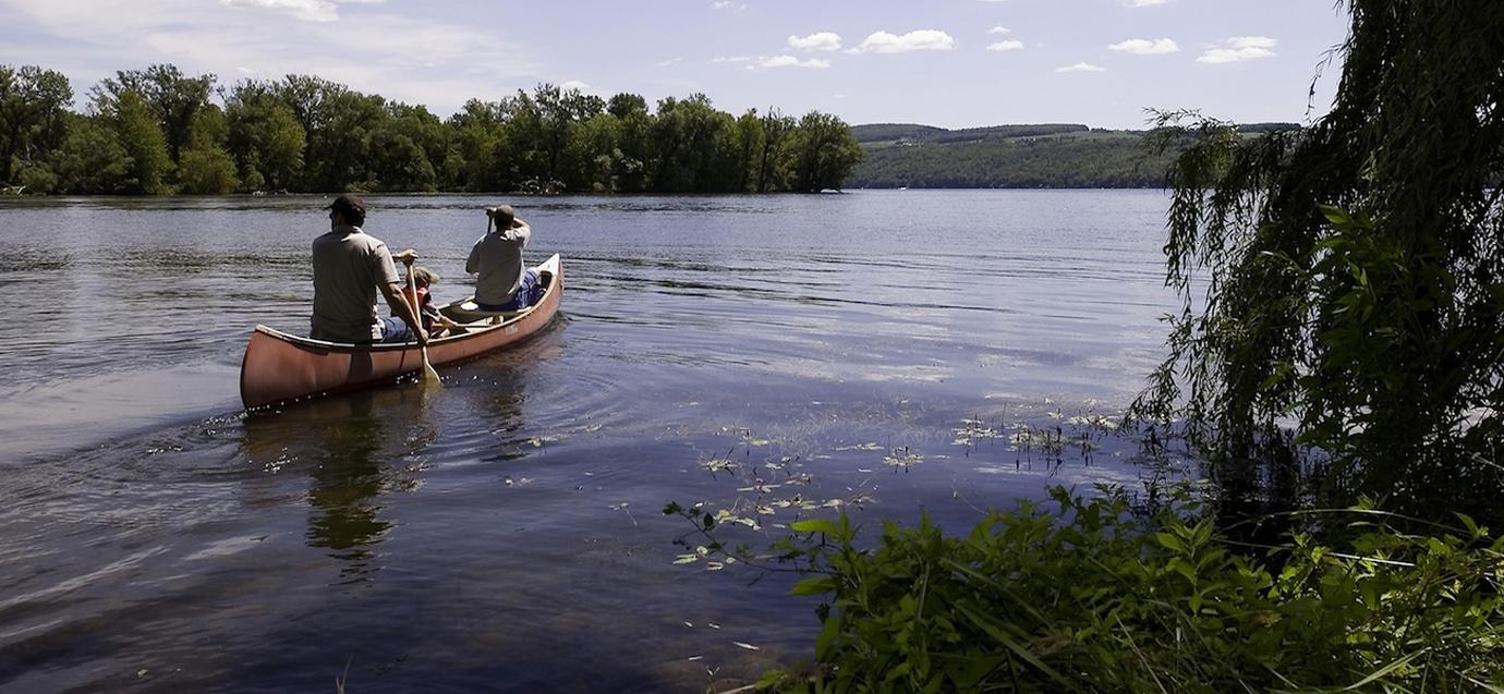 Otisco Lake » Fish Onondaga County